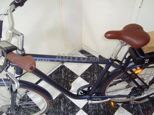 vélo électrique btwin Bleu 900e Taille L - 4