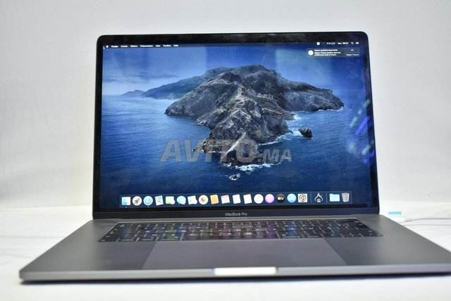 Apple MacBook Pro 15  Retina Core i7 2018 - 2