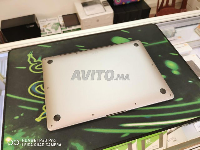 Macbook Air Retina 2019 13P i5 8Go 128Go SSD TBE - 8