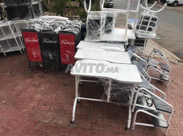 Bayass divan table coif médical  - 6