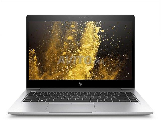 HP EliteBook 840 G5 i5 Gen 8 Ram 8GB SSD 256GB - 2