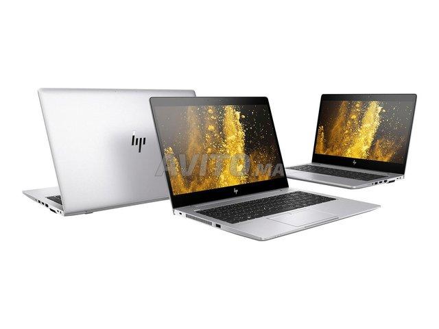 HP EliteBook 840 G5 i5 Gen 8 Ram 8GB SSD 256GB - 3
