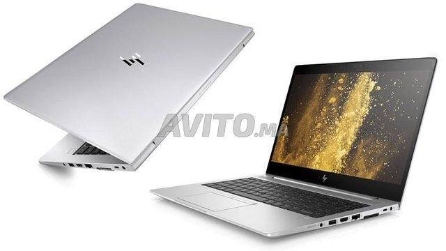 HP EliteBook 840 G5 i5 Gen 8 Ram 8GB SSD 256GB - 5