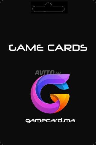 Carte iTunes GooglePlay PSN Shein (GameCard) - 1