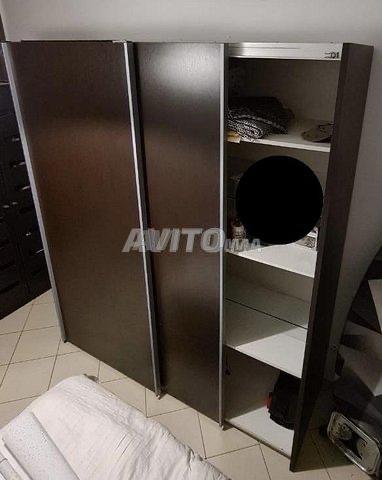 Armoire à portes coulissantes - 6