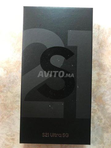 Samsung Galaxy S21 Ultra 6.8 (256Go. 12Go) 5G - 1