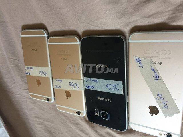 Iphone6  et galaxy s6  - 1