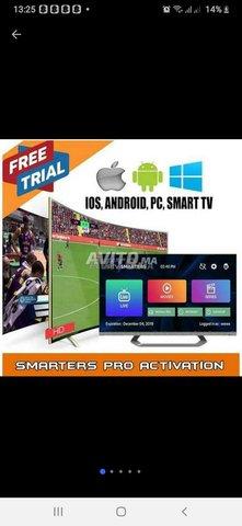 Premium iptv 45000 Chaînes tv&vod sans bug - 1