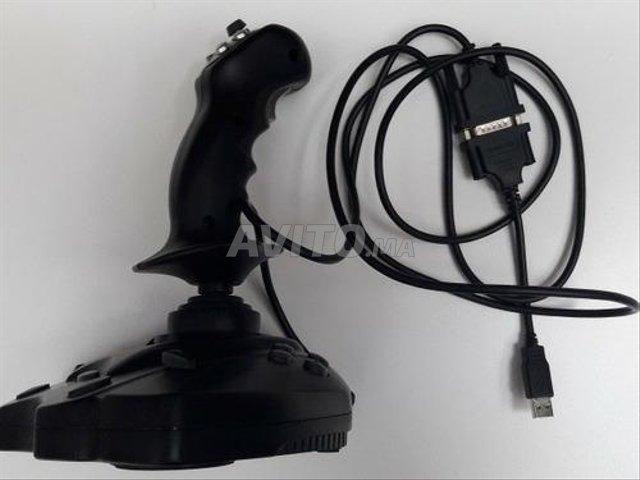 HOTAS Joystick Interact Cyclone Digital Sv 286 - 4