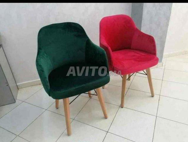 Promotion des chaise new  - 4