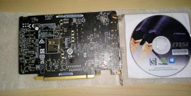Carte Graphique MSI GTX 1060 3GB - 2
