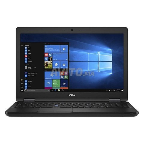 DELL Latitude E5580 core i7 7é 8G 256ssd/Garantie - 2