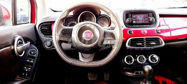 Fiat 500X BVA - 2