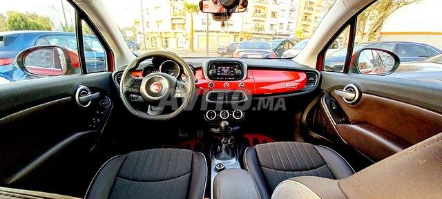 Fiat 500X BVA - 8