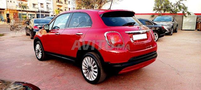 Fiat 500X BVA - 4