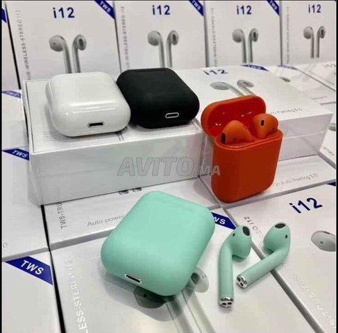 i12 Tws Ecouteur Bluetooth - 1