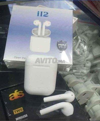 i12 Tws Ecouteur Bluetooth - 2