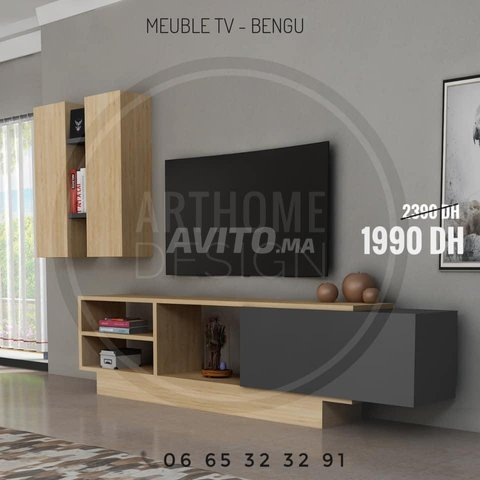 MEUBLE TV BENGU - 1