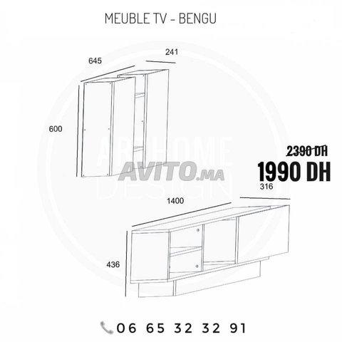 MEUBLE TV BENGU - 3