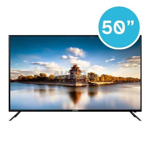 TV KROHLER 50 LED 4K UHD Smart - 1