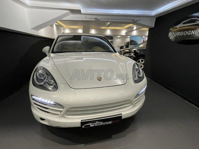 Porsche cayenne V6 - 7