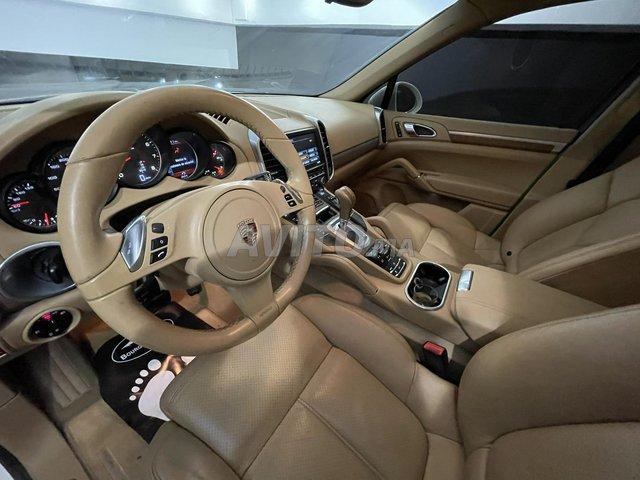 Porsche cayenne V6 - 4