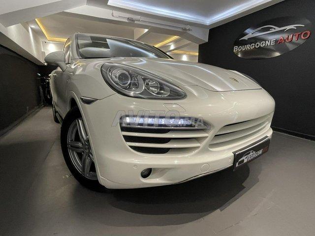 Porsche cayenne V6 - 1