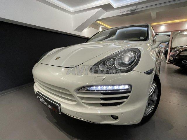 Porsche cayenne V6 - 8