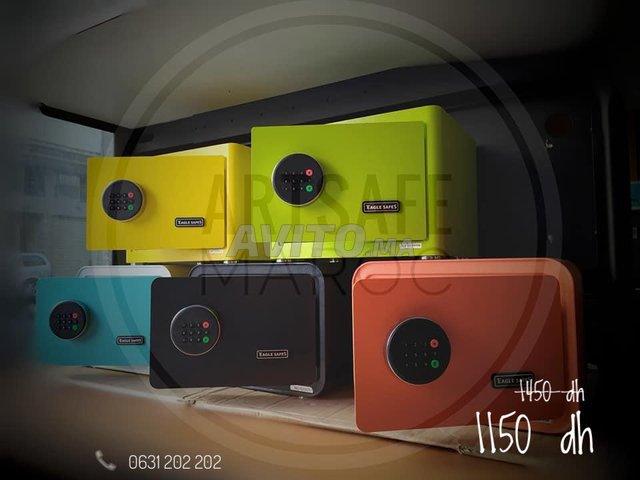 Coffre fort électronique  - 4