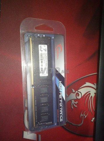 RAM G.SKILL VALUE 8 GO DDR4 2400 MHZ presque neuf. - 2