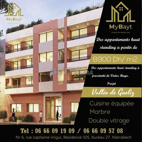 Appartement à partir de 8900dh/m² à Victor Hugo - 1