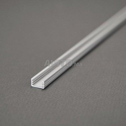 Kit Profil en aluminium sans cache  - 1