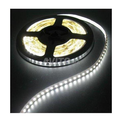 ROULEAU EN LED  5M 5050 60 LED   12v WHITE IP67 - 2