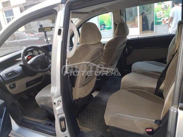 Peugeot 807 tout option - 1