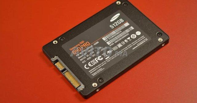 SAMSUNG EVO 840 PRO 512GB - 2