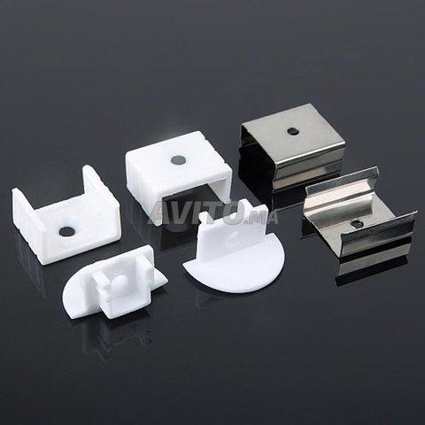 Encastrable LED Profilé aluminium 1m 2m - 2