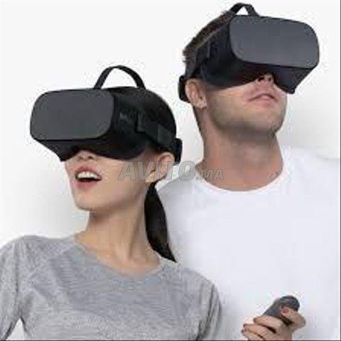 Casque VR Pico G2 4K professionnel - 2