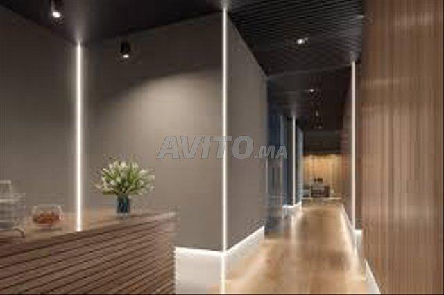 Encastrable LED Profilé aluminium 1m 2m - 4