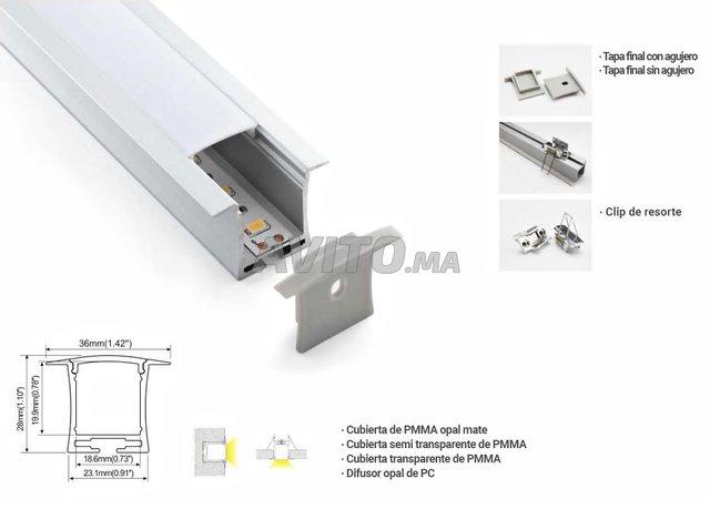 fibre optique Générateur lumière LED 45w - 2