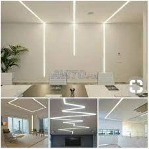 fibre optique Générateur lumière LED 45w - 4
