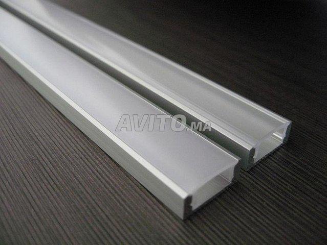 Mince DECO LED  Plat Opac 1m - 1