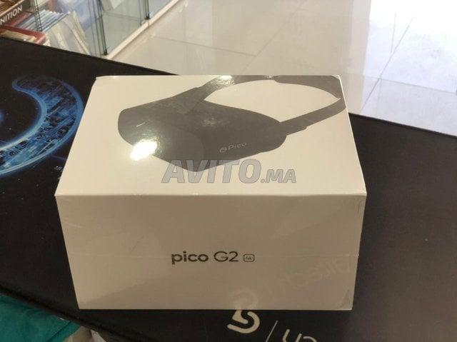 Casque VR Pico G2 4K professionnel - 1