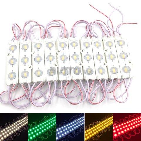 Blanc chaud LED Module 5730  3 LED  - 6