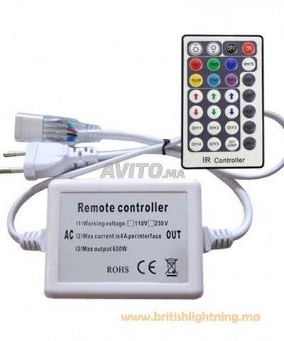 CONTRoLEUR LED RVB 44B / Infrarourge  - 4