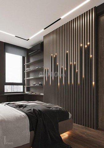 KIT Profilé LED aluminium apparent 1m 2m - 6