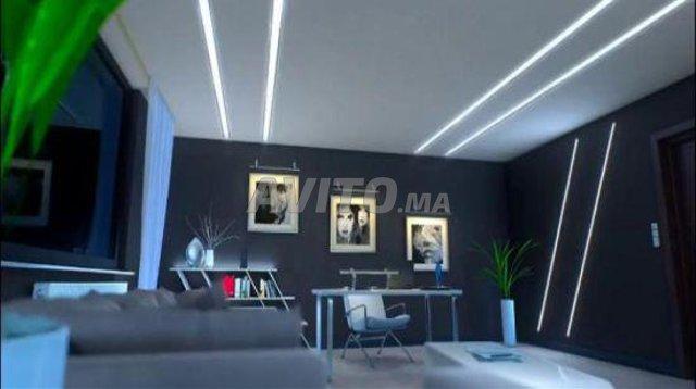 KIT Profilé LED aluminium apparent 1m 2m - 7