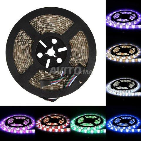 RUBAN LED 14.4W/M 24V 5M  / HDA RIS  RGBW - 1