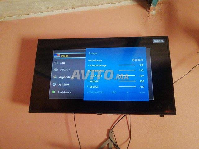 SAMSUNG TV SLIM FULL HD LED 40 POUCES USB 1 HDMIx2 - 3