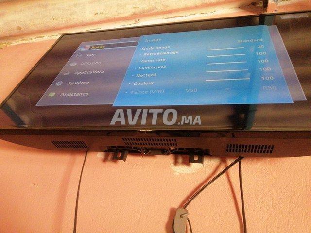 SAMSUNG TV SLIM FULL HD LED 40 POUCES USB 1 HDMIx2 - 6