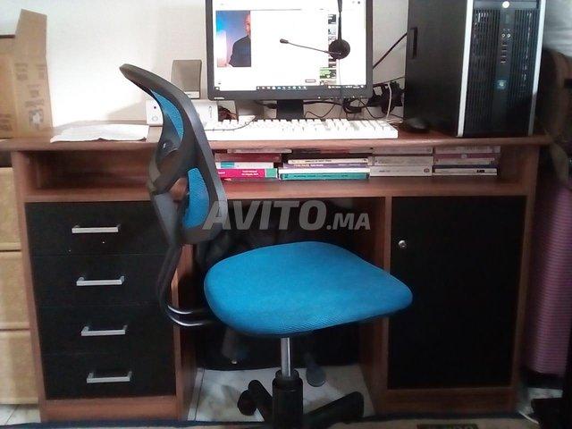 desktop ordinateur de bureau marque hp - 1